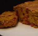 Weekly Special: Pumpkin Cranberry Bread